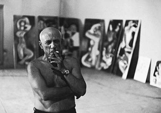 """Le mystere Picasso"""