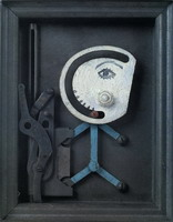 Pablo Picasso. Character lock